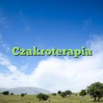 Czakroterapia